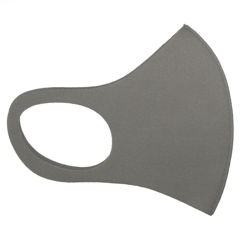 BANDEL バンデル 3D Design Mask Box Logo GREY