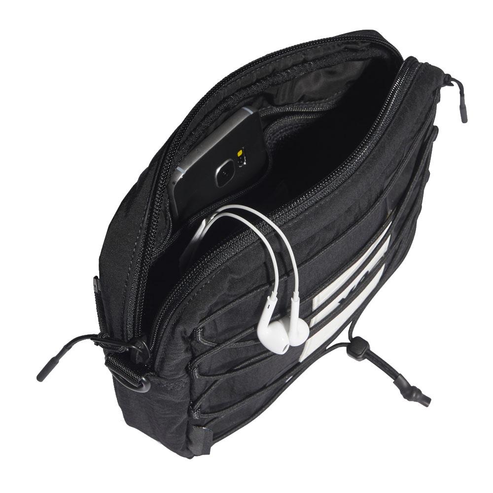 Y-3 ウエストバッグ SLING BAG HA6518 BLACK