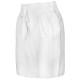 muta MARINE スカート モールディングジャガードニット MMBC-200505 WHITE