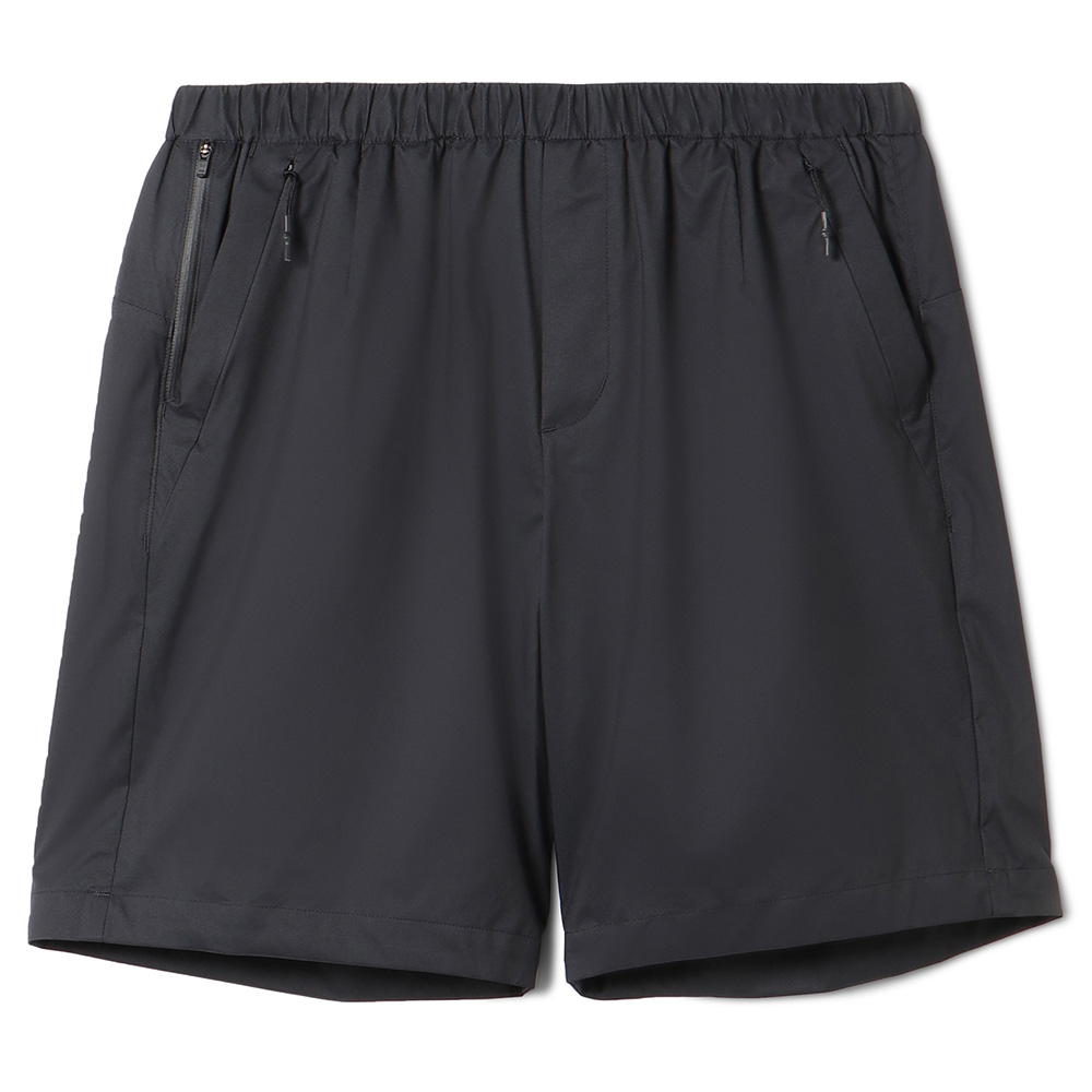 H.I.P. by SOLIDO×LEADER ショーツ SAITOS 3L RIP RELAX SHORTS MHSL21S5065-S BLACK