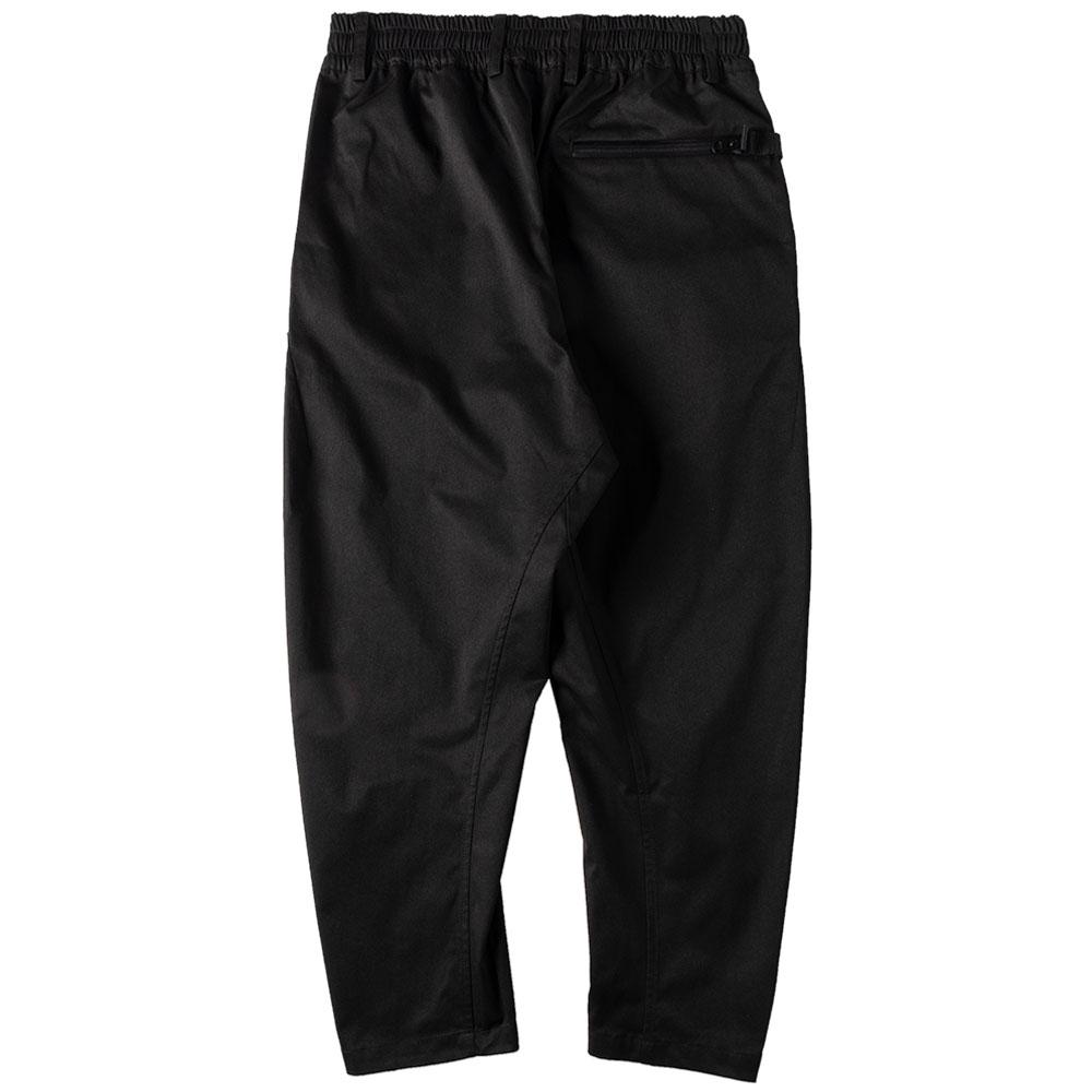 BANDEL パンツ CROPPED WOVEN PANT BG-CP001 BLACK