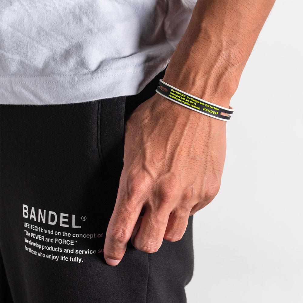 BANDEL ブレスレット GHOST Luminous  NEONxYELLOW