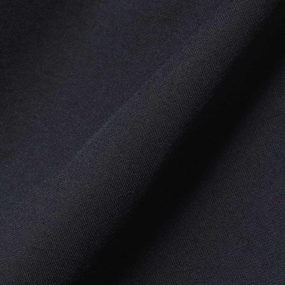 H.I.P. by SOLIDO パンツ DOZUME NYLON URAKE RIB PANTS MHSL21S5073-S BLACK
