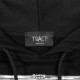 TRACT フーディ ART FOR LOVE HOODED BLACK