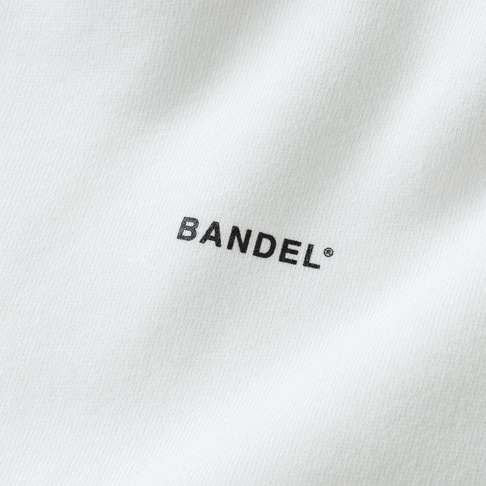 BANDEL フーディー GHOST Concept Notes BAN-HD017 WhitexNeonYellow