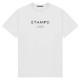 STAMPD Tシャツ Ssport Classic Logo Tee SLA-M2617TE WHITE