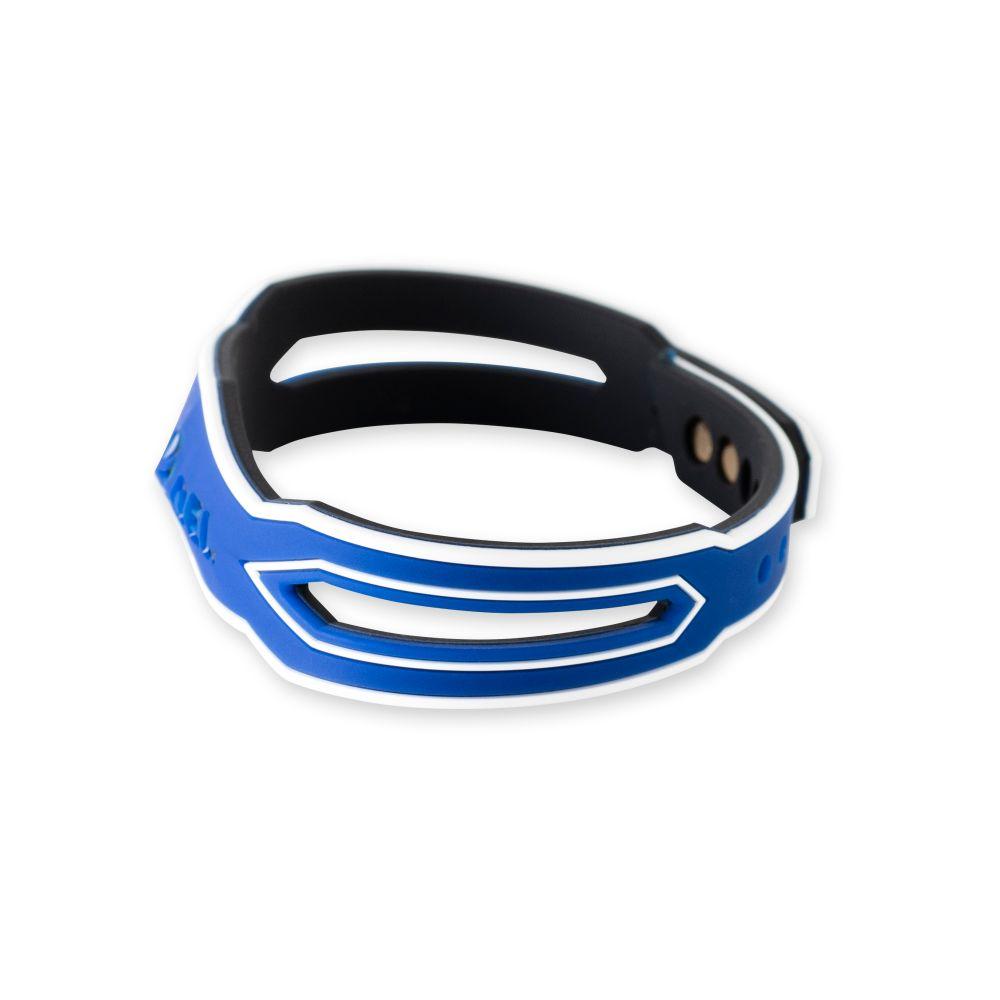 BANDEL ブレスレット /Slash Essential Blue×Gold