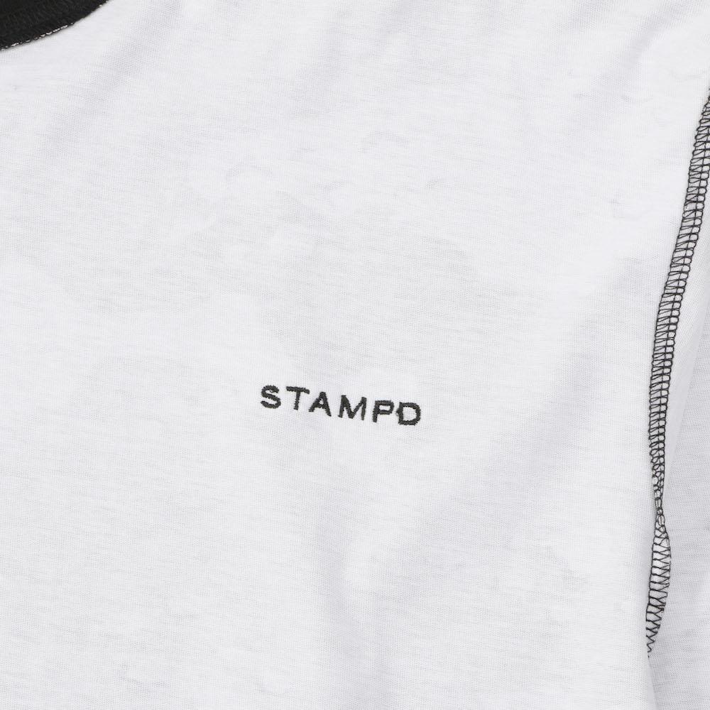 STAMPD ロンT Shadow Camo LSBox T S-M2356LT BLACK