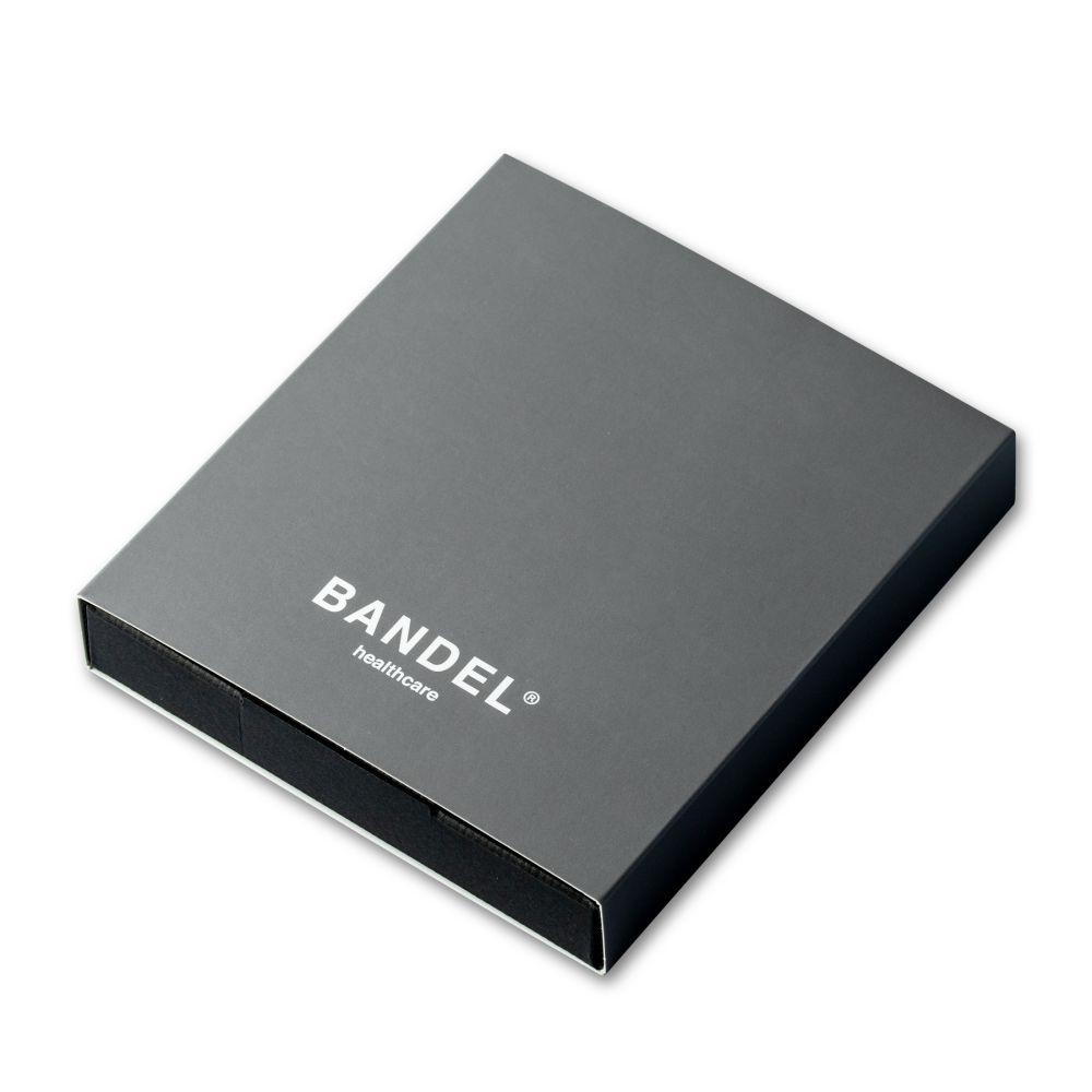 BANDEL 磁気ネックレス HEALTHCARE LINE Neutral All Black