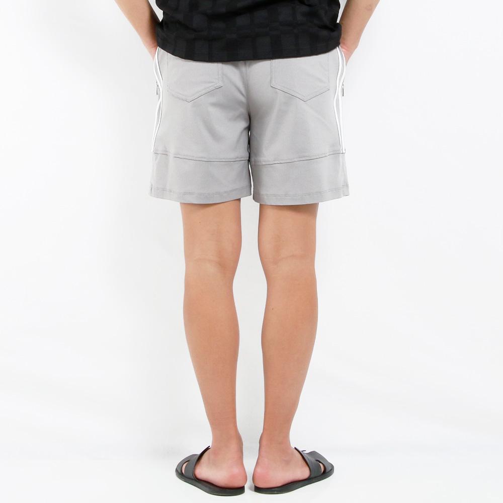 【予約】RESOUND CLOTHING ショーツ Johnson NYLON HP RC20-HP-001 GREYxWHITE