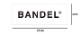 BANDEL バンデル スタンダードロゴ ステッカー