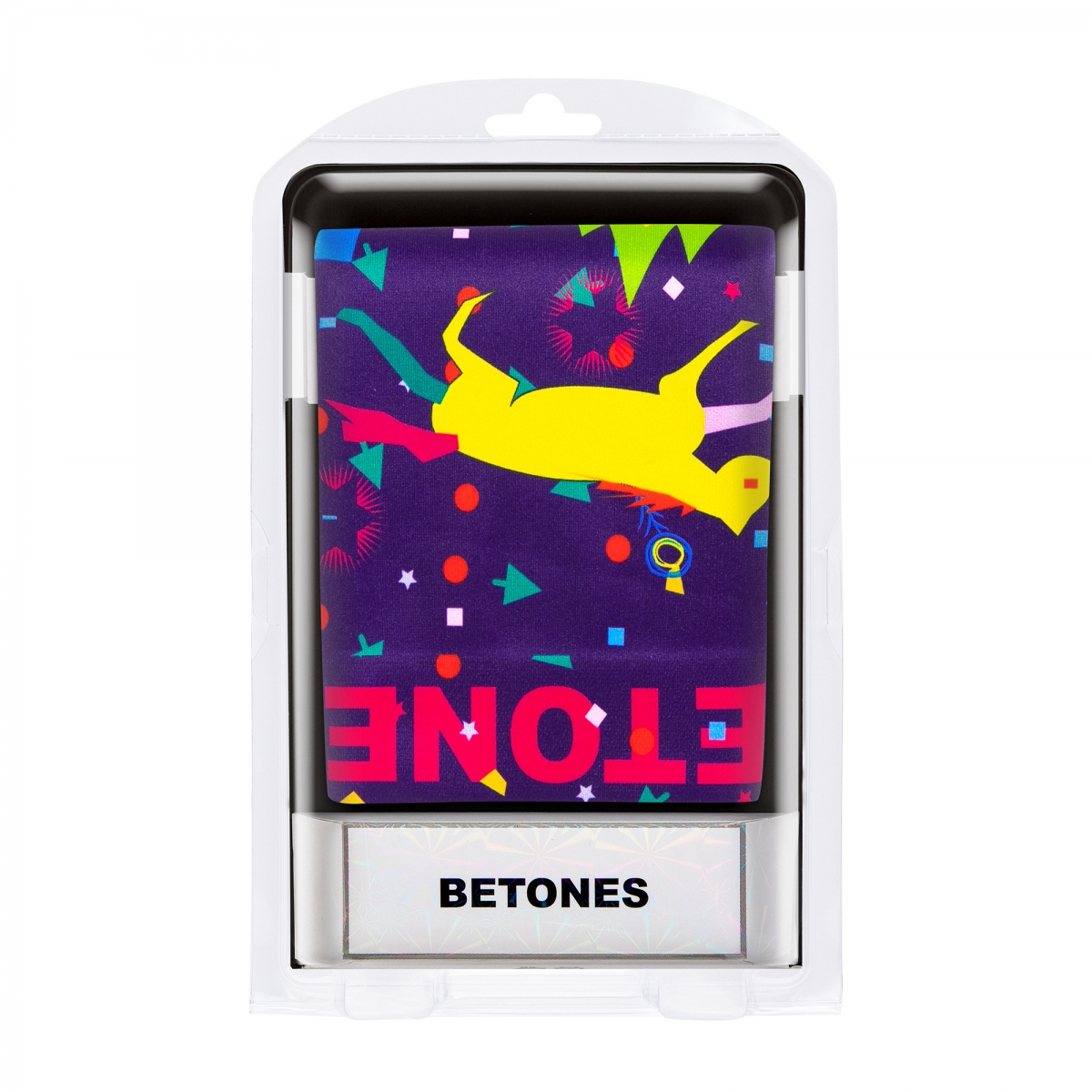 BETONES ボクサーパンツ RINRIN-RR001 PURPLE