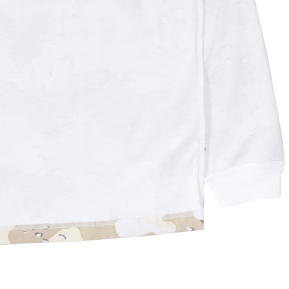 STAMPD ロンT Shadow Camo LSBox T S-M2356LT KHAKI