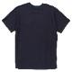 1PIU1UGUALE3 RELAX Tシャツ サガラVネック ust20006 NAVY
