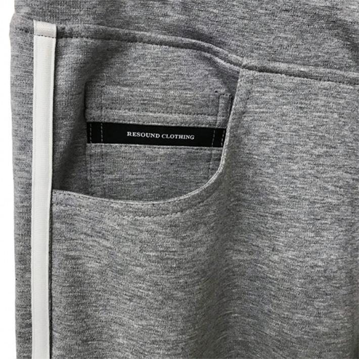 RESOUND CLOTHING パンツ Blind LINE PT BASIC-ST-008 GREY