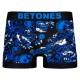 BETONES ボクサーパンツ FIRE THE TIGER BLUE