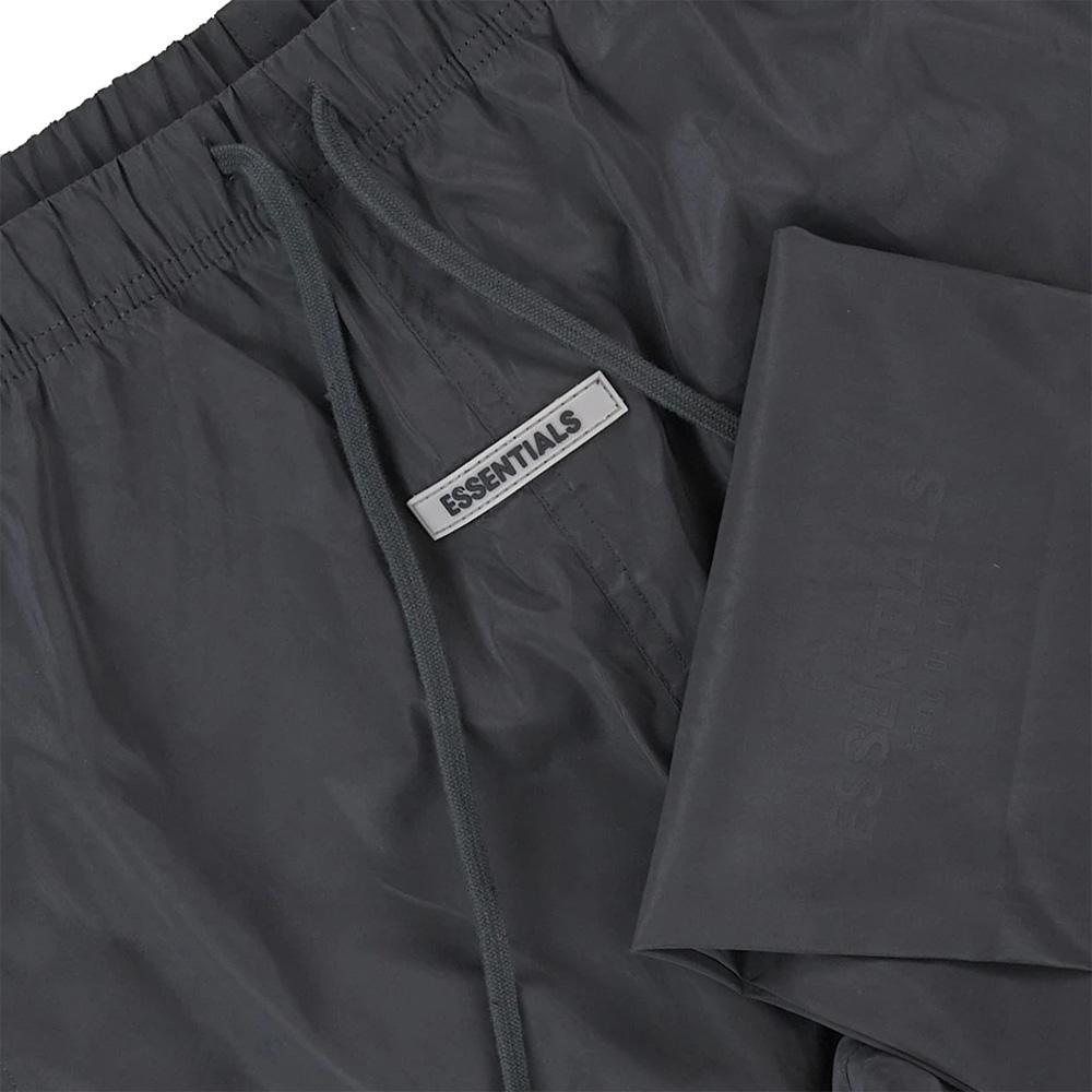 FOG ESSENTIALS トラックパンツ TRACK PANTS BLACK REFLECTIVE