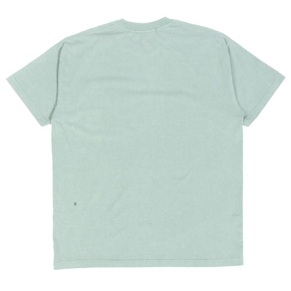 STAMPD Tシャツ Lennox Perfect Pocket Tee SLA-M2719TE SEA SLATE
