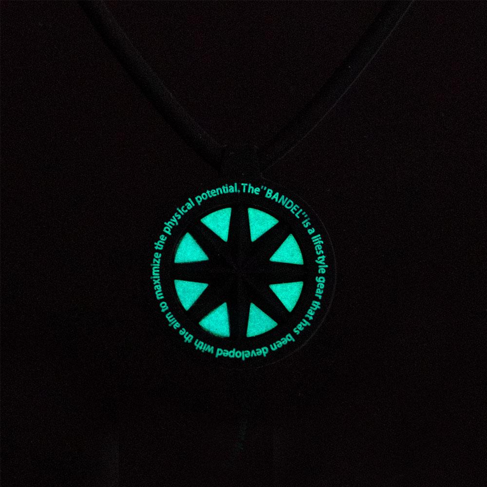 BANDEL ネックレス GHOST Luminous NEONxBLUE