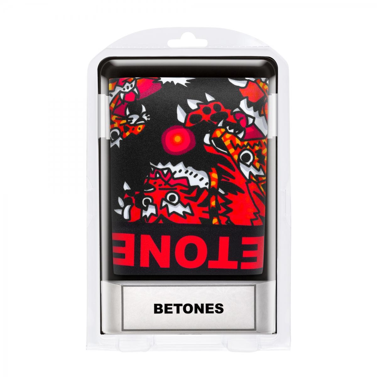BETONES ボクサーパンツ FIRE THE TIGER PINK
