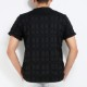 RESOUND CLOTHING Tシャツ LYNX ROLL UP TEE RC20-T-006 BLACK