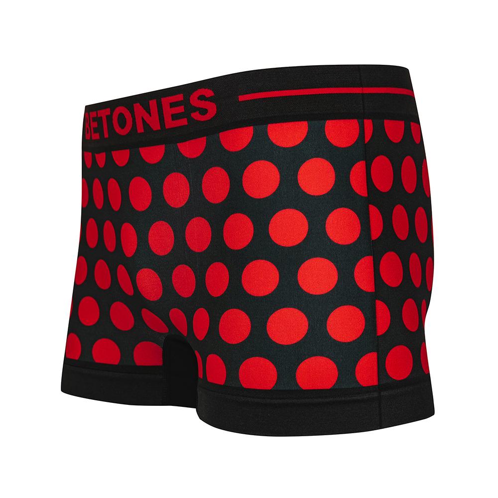 BETONES ボクサーパンツ BUBBLE6 RED