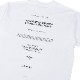 STAMPD Tシャツ Relax Relaxed Tee SLA-M2720TE WHITE