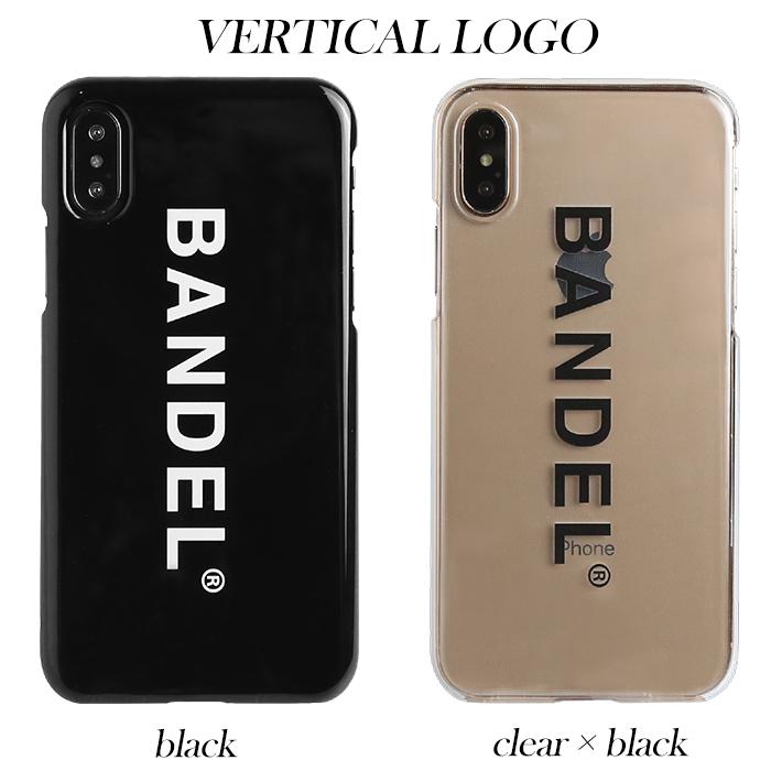 BANDEL バンデル iPhoneハードケース iPhone X/XS