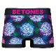 BETONES ボクサーパンツ HYDRANGEA-HYG001 BLACK