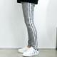 RESOUND CLOTHING パンツ Blind LINE PT BASIC-ST-008 GRCHCKxGREY