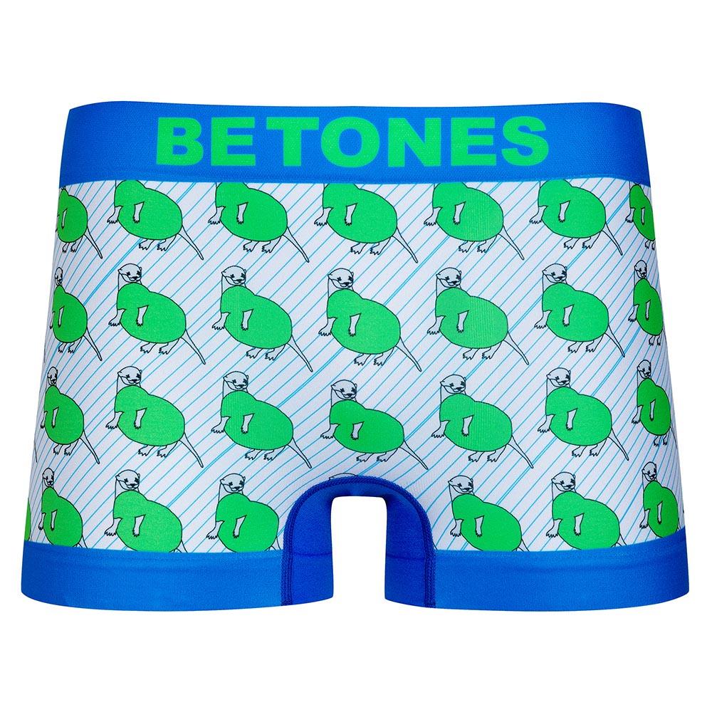 BETONES ボクサーパンツ KAWAUSORAMAME-SORA001 BLUE