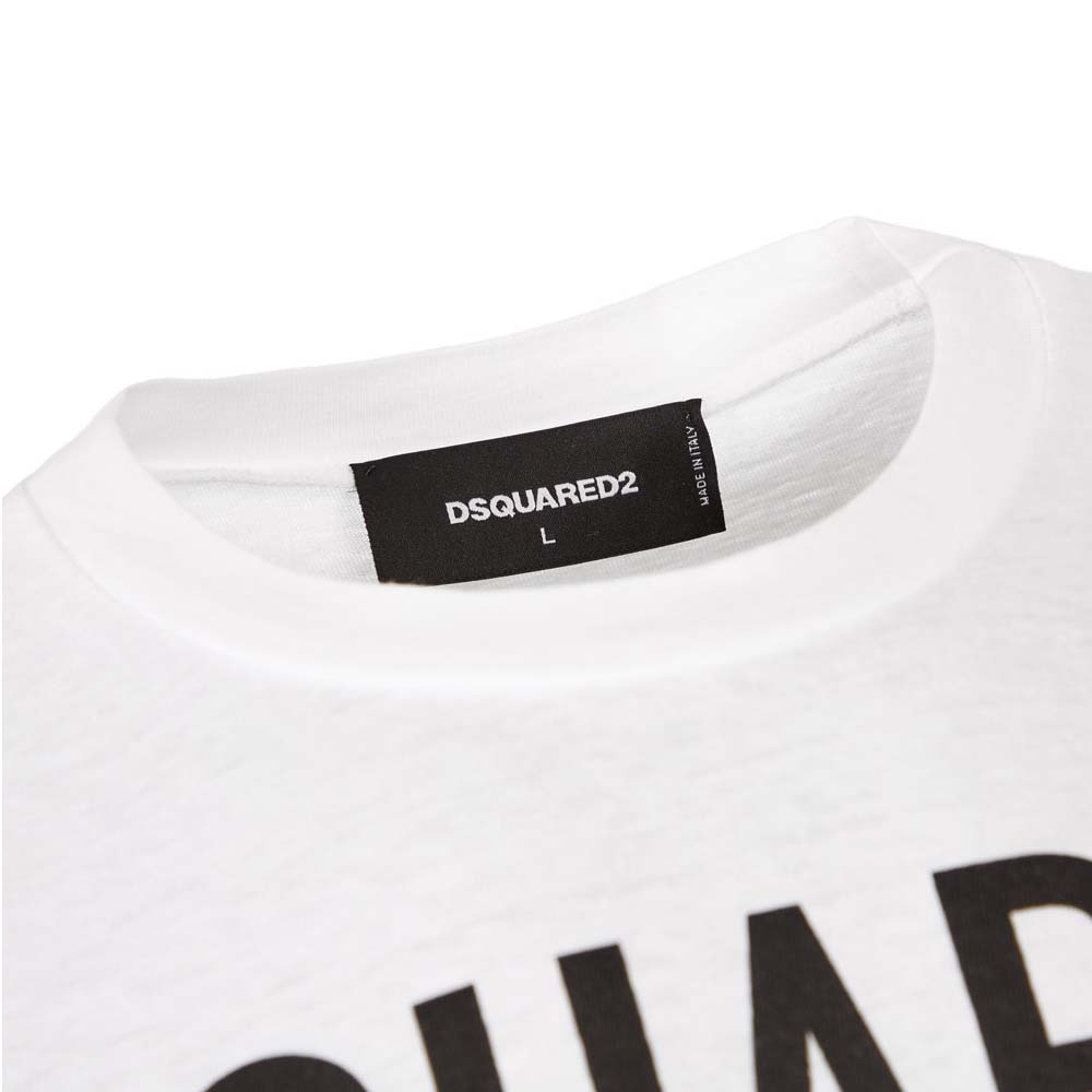 DSQUARED2 Tシャツ S74GD0594 WHITE