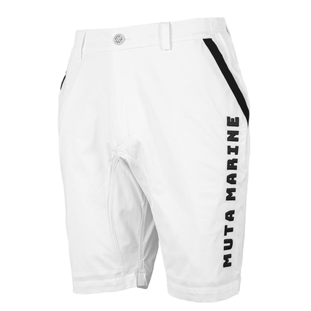 muta MARINE MOVEFIT® ハーフパンツ MMMK-444063 WHITE