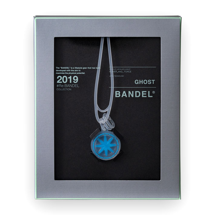 "BANDEL バンデル NECKLACE ネックレス 2019 COLLECTION LINE""GHOST"" 19-03"