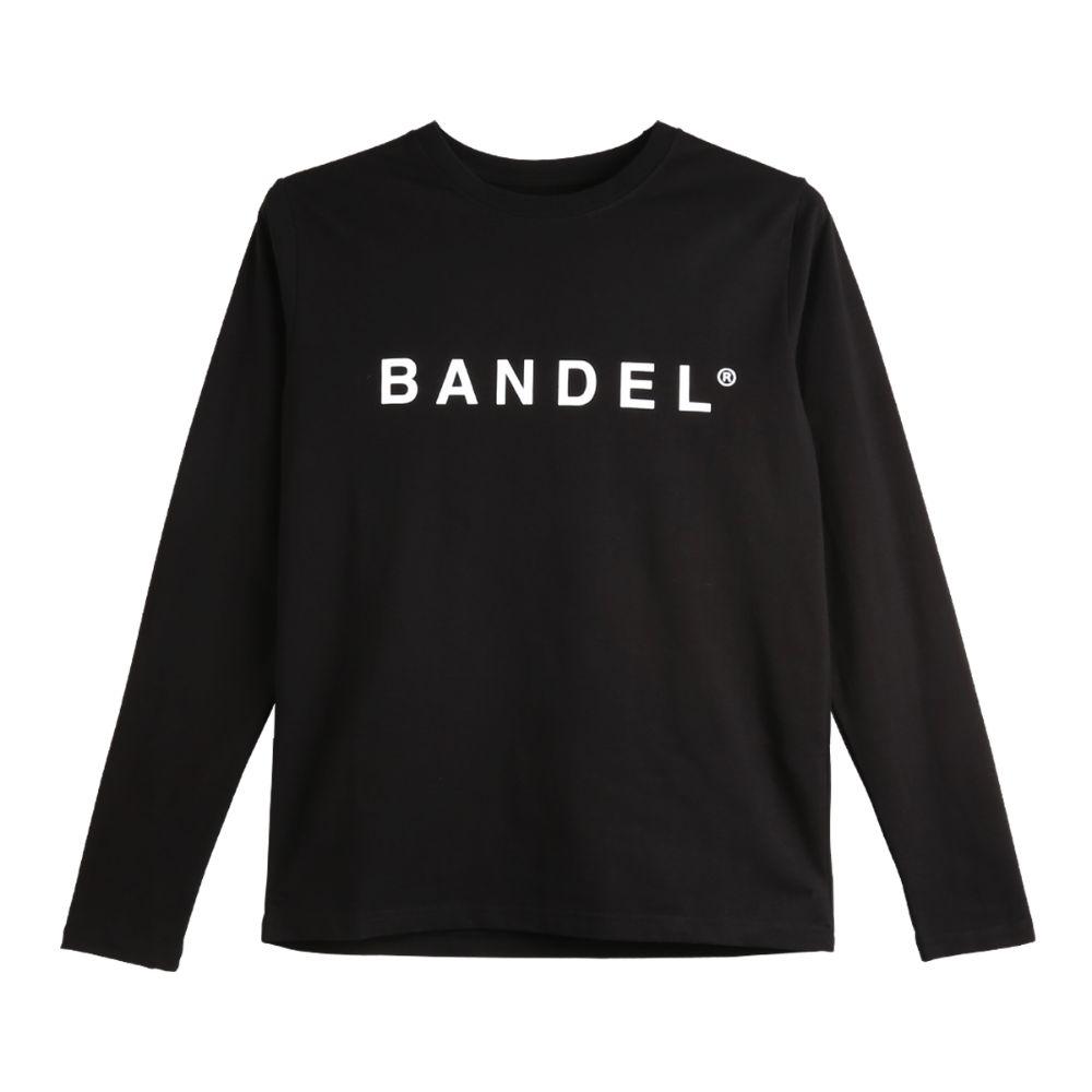 BANDEL ロンT BAN LT003 BLACK