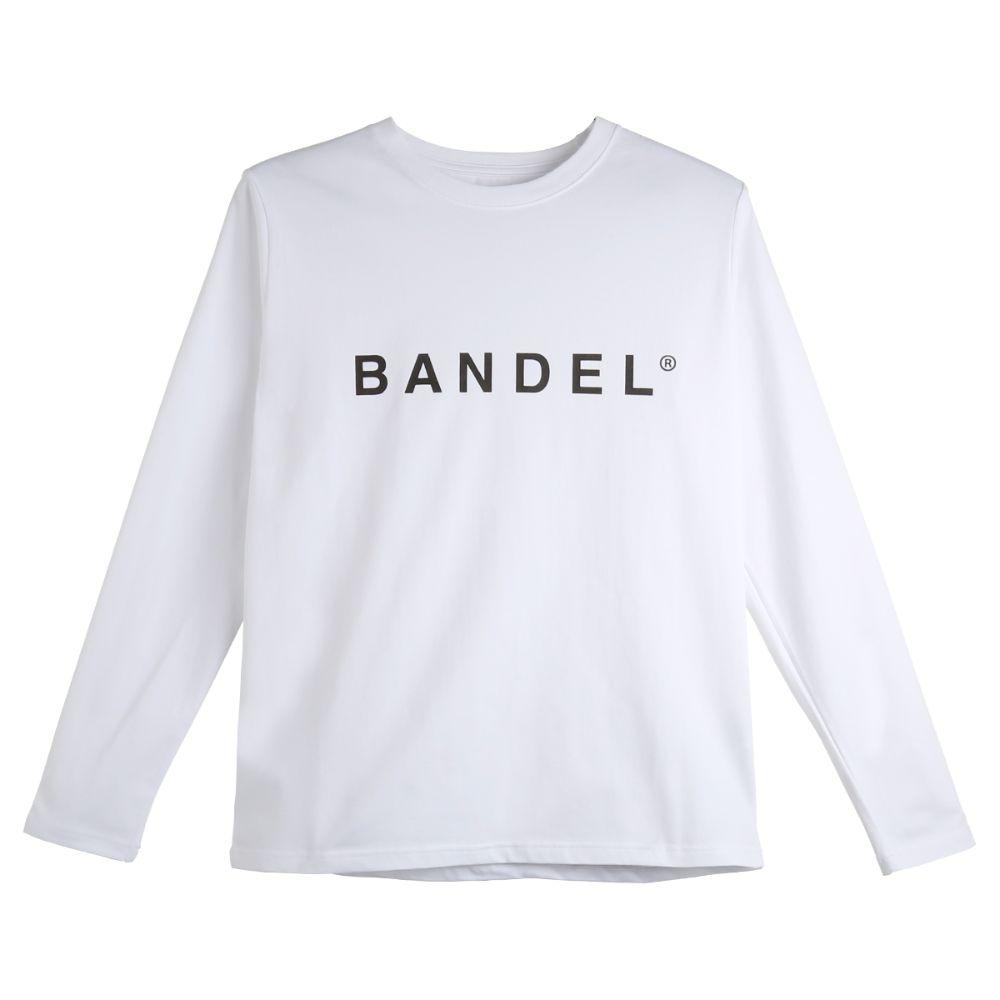 BANDEL ロンT BAN LT003 WHITE