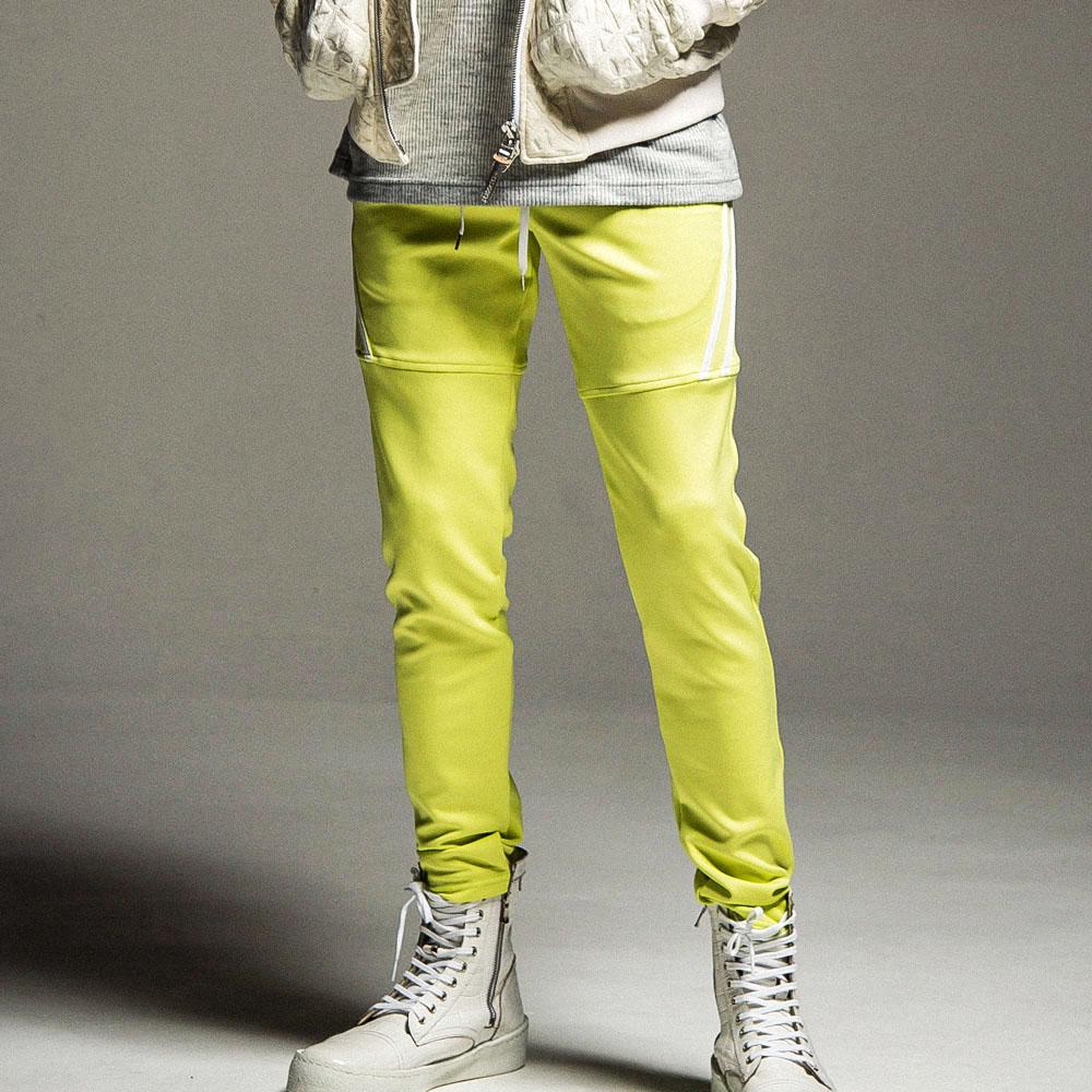 【予約】 RESOUND CLOTHING パンツ TYLER LINE PANTS RC22-ST-026 LIME