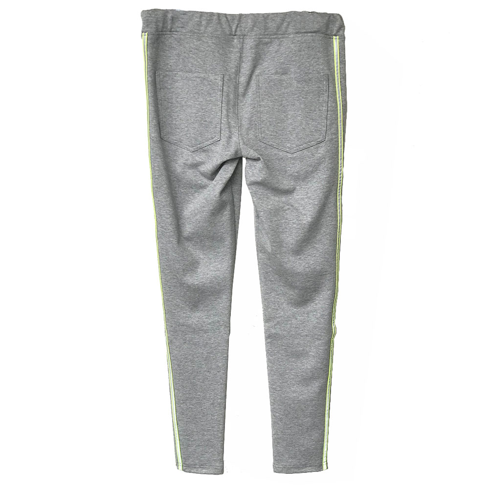 RESOUND CLOTHING パンツ Blind LINE PT BASIC-ST-008 / GREY R LIME