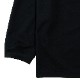 RESOUND CLOTHING ロンT Double LOOSE pocket LONG RC21-T-003  BLACK