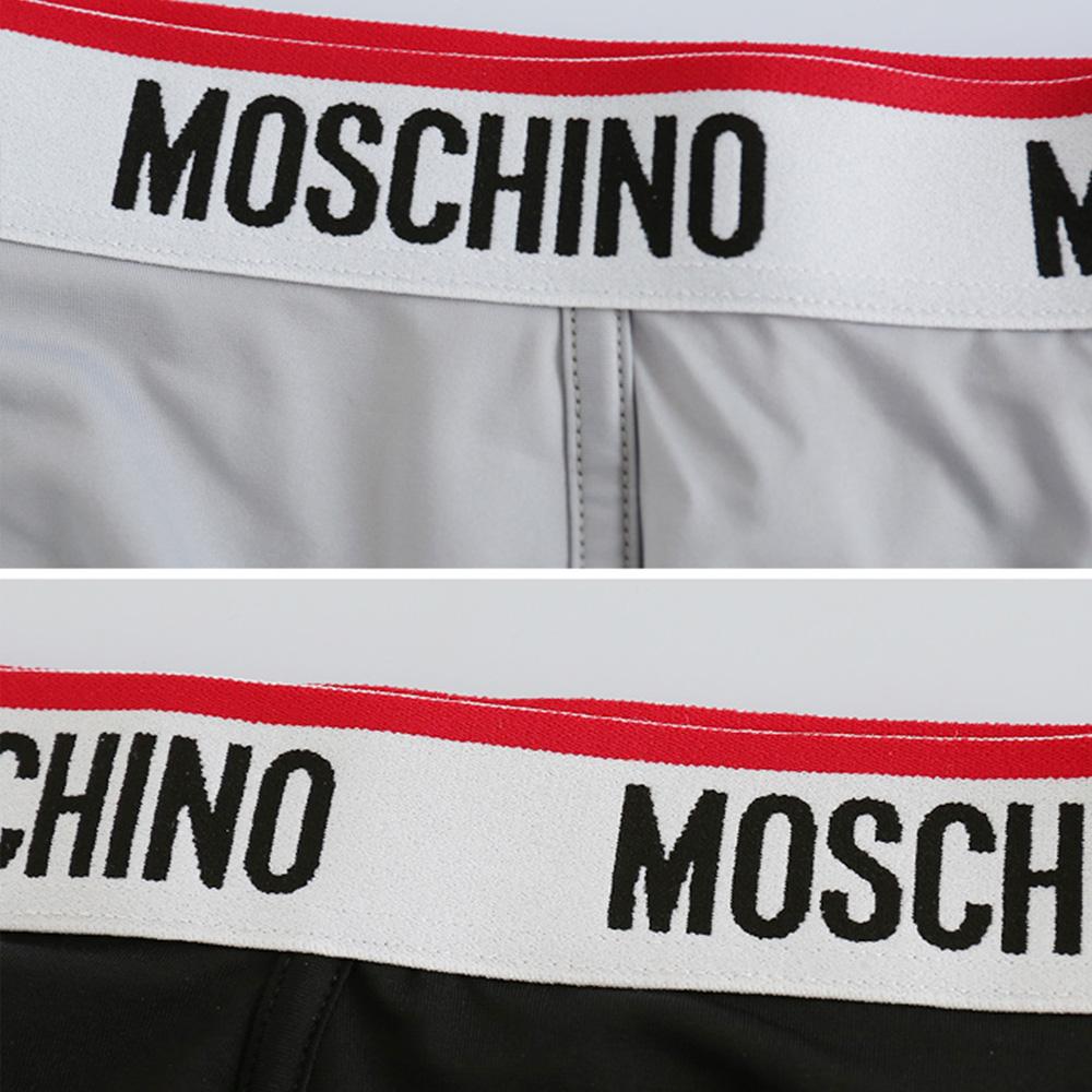 MOSCHINO ボクサーパンツ A4724 BLACK