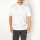 BANDEL ポロシャツ Never up,Never in GOLF POLO BG-NUPL001 WHITExBLACK