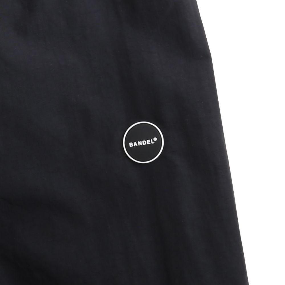 BANDEL ウーブンパンツ WVN-P001 Black×White