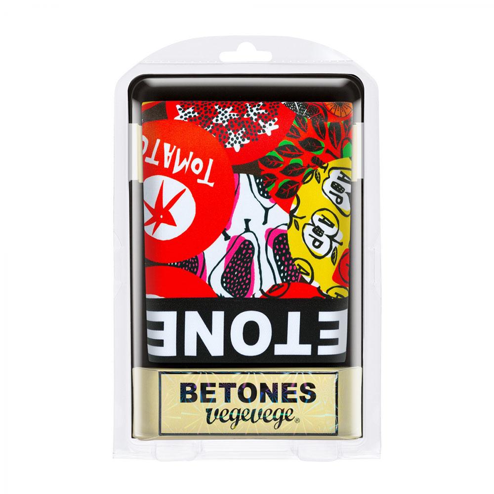 BETONES ボクサーパンツ VEGEVEGE2-VE002 RED