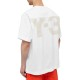 Y-3 Tシャツ M CLASSIC PAPER JERSEY SS TEE GV4186 CORE WHITE