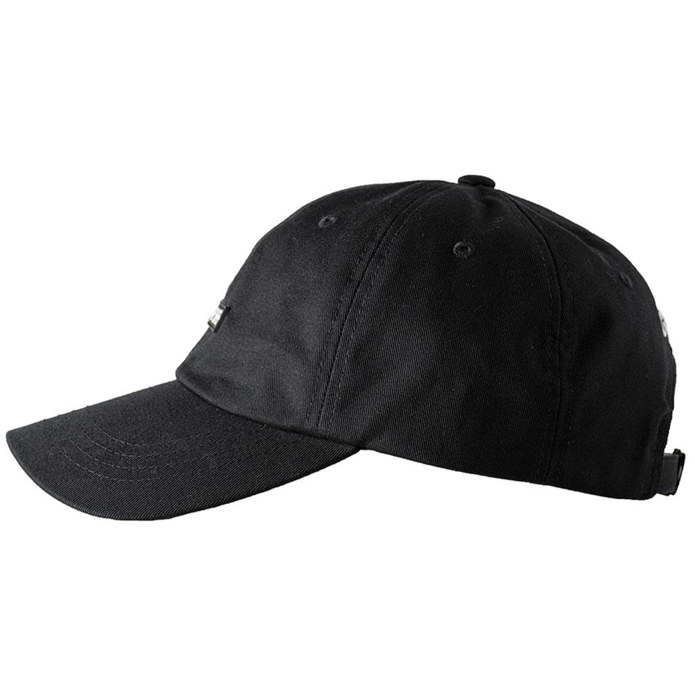 BANDEL キャップ FUCKIN'SHOT CLASSIC LOW CAP BG-FSLCP BLACKxBLACK