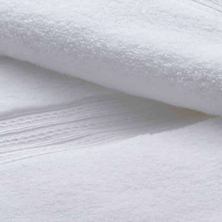 Micro Cotton マイクロコットン PREMIUM プレミアム フェイスタオル WHITE