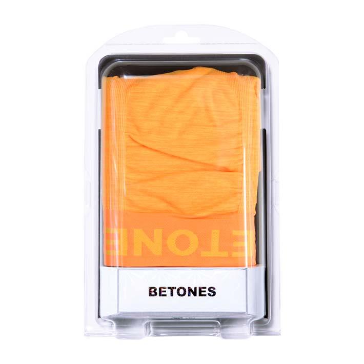 BETONES MENS ボクサーパンツ CRASH CR001 YELLOW