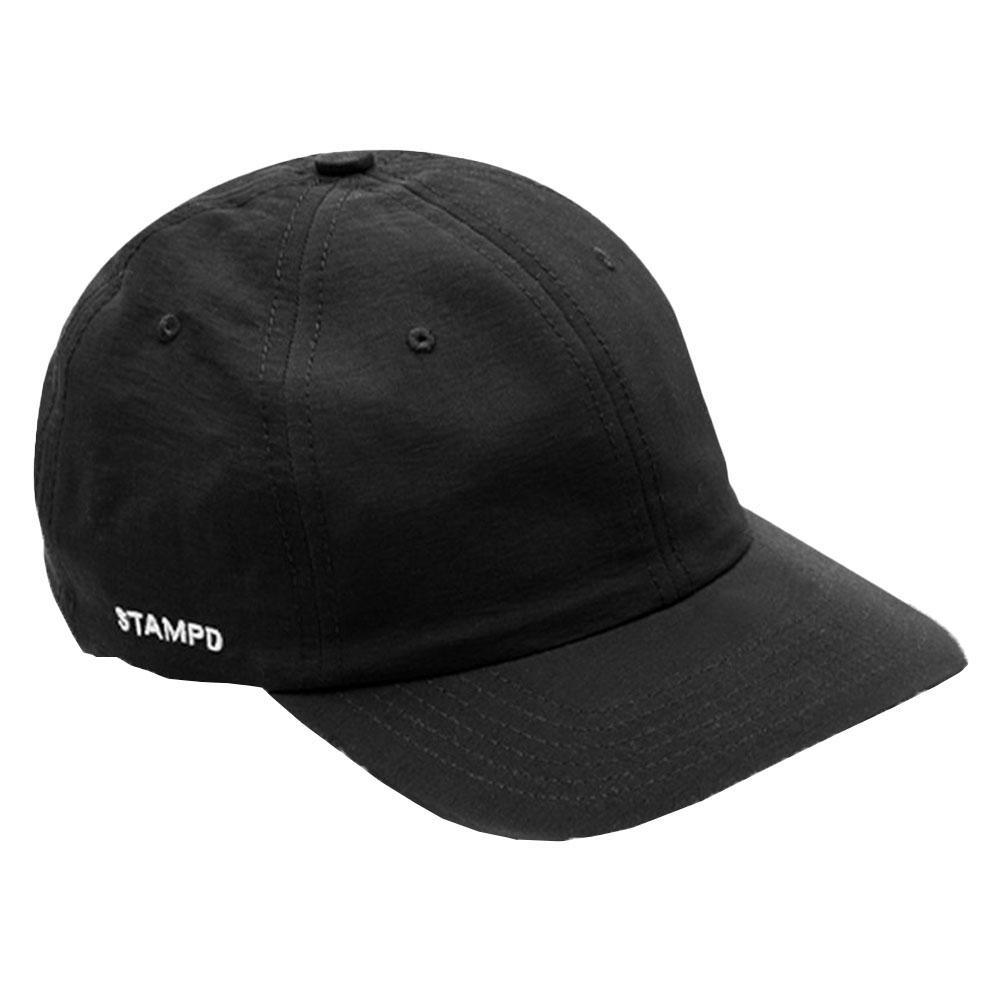 STAMPD キャップ Matte Nylon Sport CP S-U2651 BLACK
