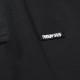 BANDEL ポロシャツ QUIET. GOLF POLO BG-QTPL001 BLACKxWHITE