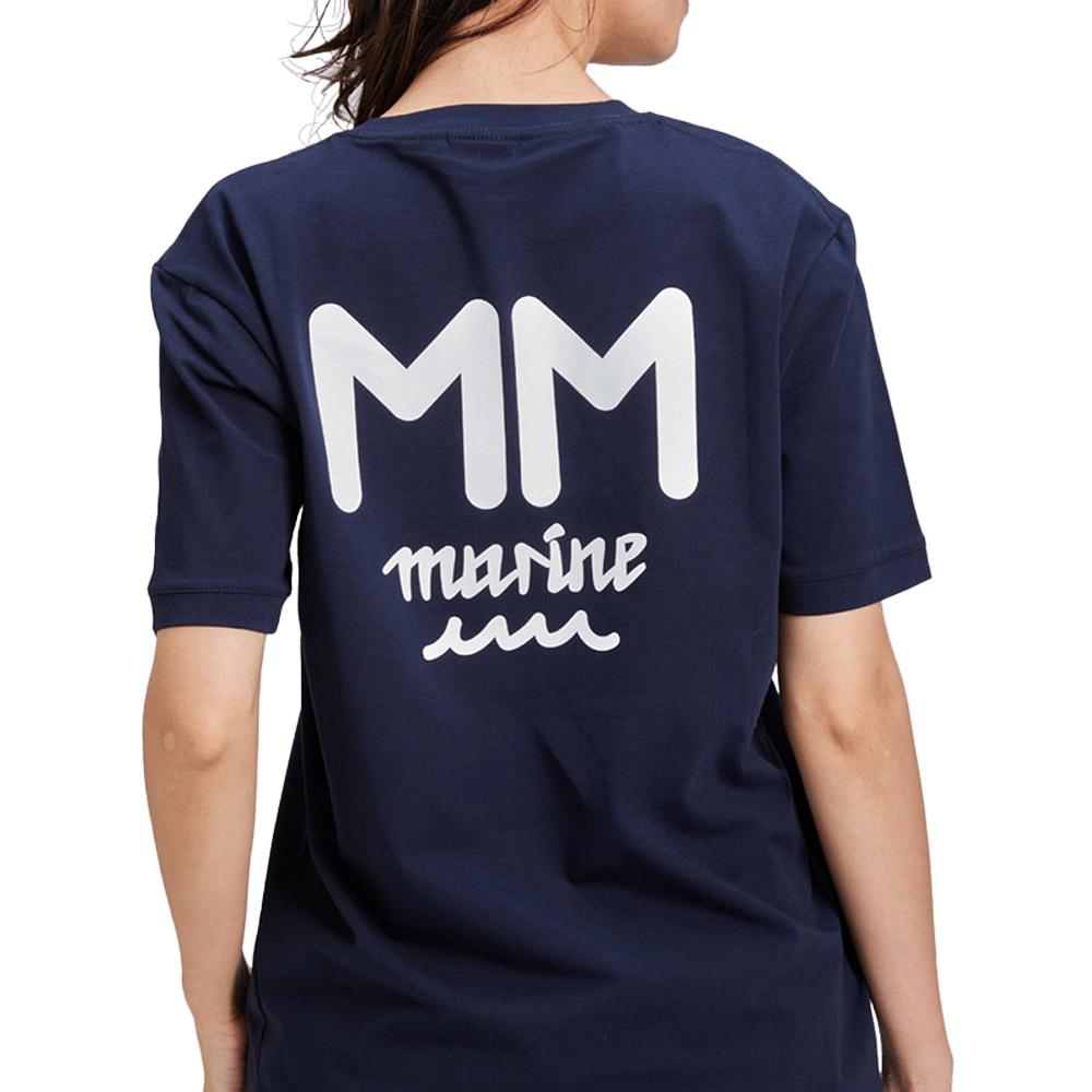 muta MARINE Tシャツ MMロゴ MMAX-434186 WHITE